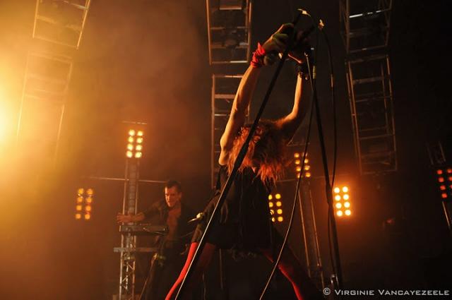 SUICIDE INSIDE @ Maschinenfest 2k11, Oberhausen / DE
